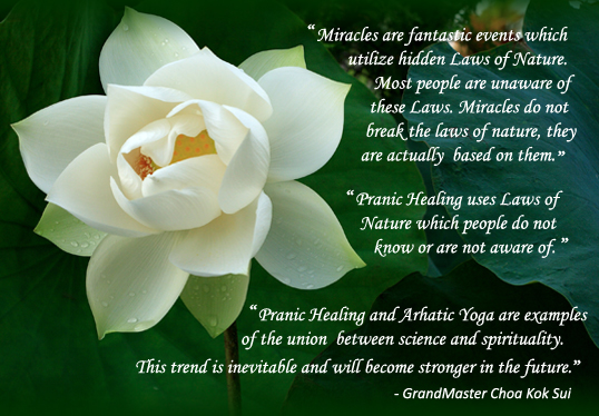 Pranic Healing in Canada - Canadian Pranic Healer's Association